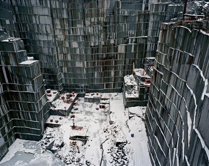 Эдвард Бертински - Индустриальные пейзажи - №17