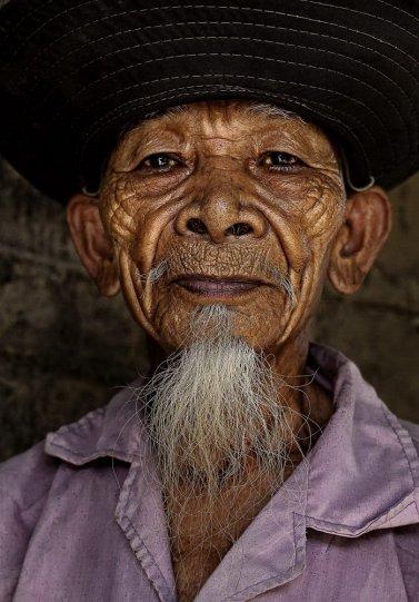 """Глаза людей и """"скрытая"""" улыбка в фотографиях французского фотографа Рехана - №7"""