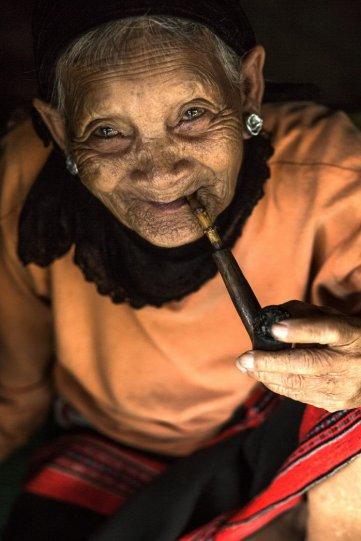"""Глаза людей и """"скрытая"""" улыбка в фотографиях французского фотографа Рехана - №11"""