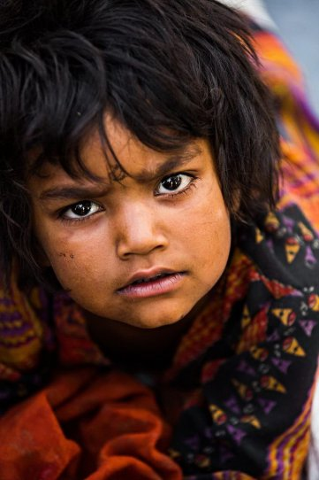 """Глаза людей и """"скрытая"""" улыбка в фотографиях французского фотографа Рехана - №16"""