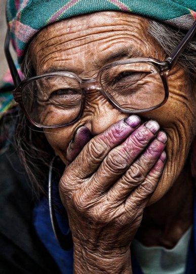 """Глаза людей и """"скрытая"""" улыбка в фотографиях французского фотографа Рехана - №20"""