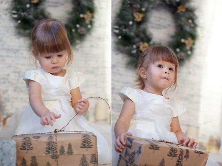 Дети. Новогодние фотосессии - №5