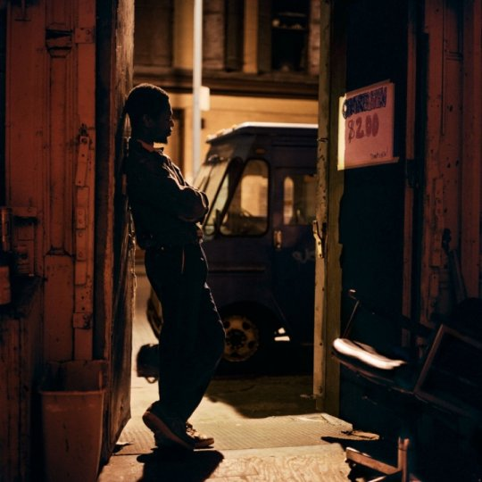 Нью-Йорк 1980-х годов в объективе Джанет Делани - №1