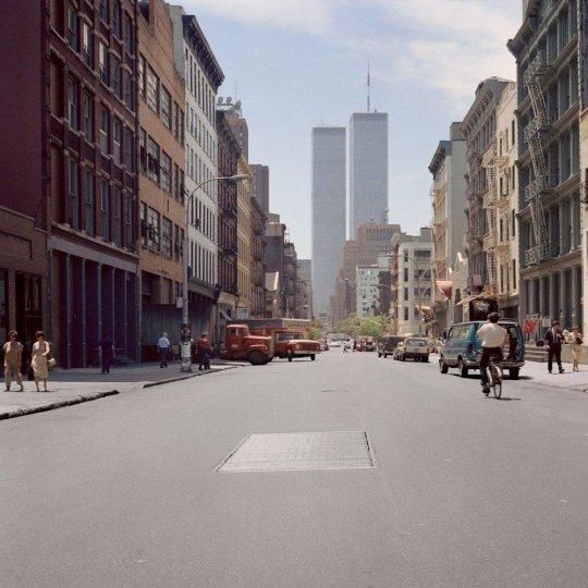Нью-Йорк 1980-х годов в объективе Джанет Делани - №13