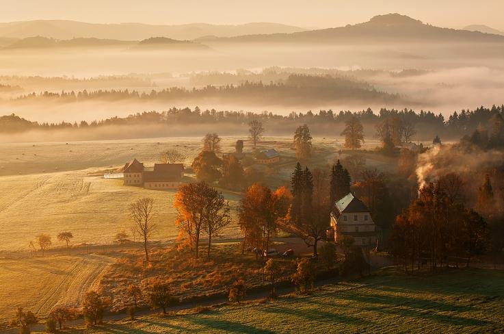 Пейзажи от Даниэль Рерич - №12