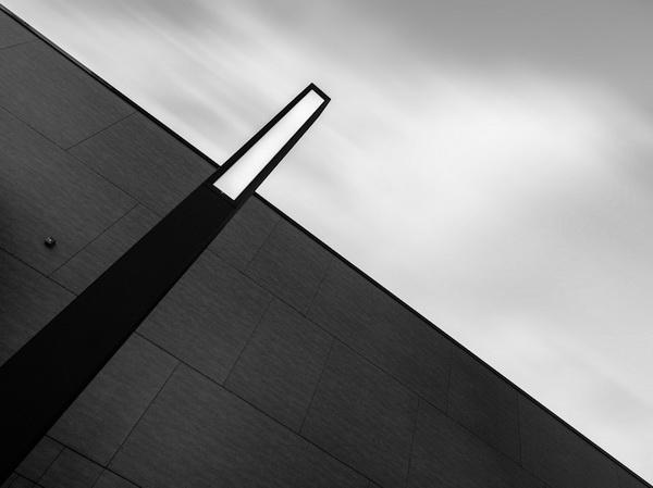 Совершенство геометрических форм от Клауса Питера-Кубика - №6