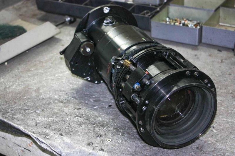 Фотоаппарат для начинающего. Нестандартный отечественный объектив.