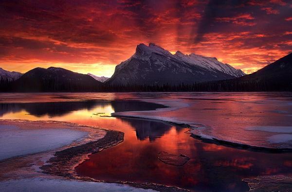 Великолепие пейзажной съемки в творчестве Марка Адамуса - №7