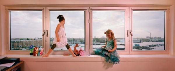 Концептуальные фотографии Эллен Коои - №15