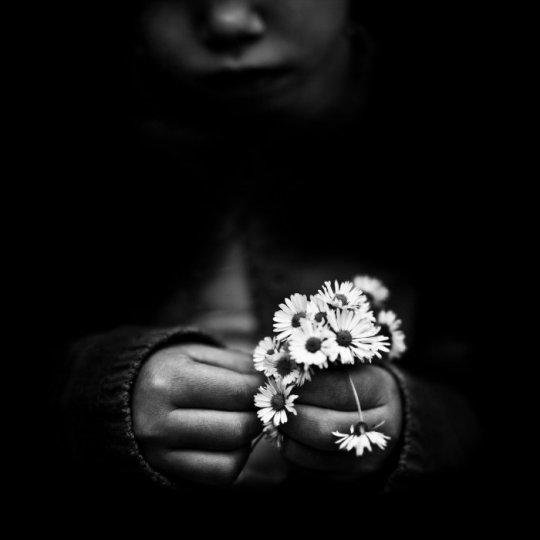 Классика черно-белой фотографии Бенуа Курти - №3