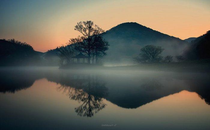 Зеркальные пейзажи Чже Вун Ю - №3