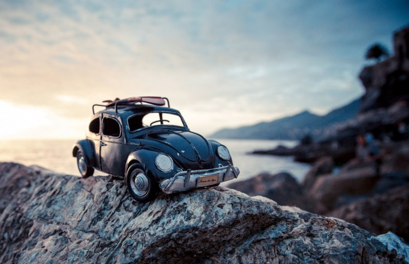 Огромный мир и крошечные машины - №6