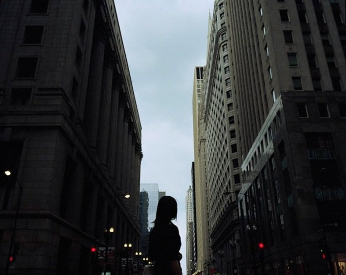 Городские пространства фотопроекта «City Space» - №10