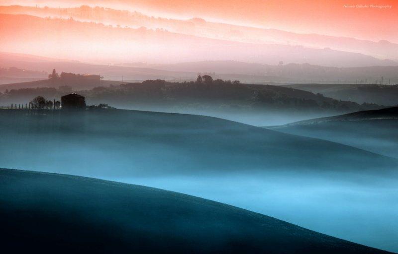 Страна грез в пейзажных фотографиях Аднана Бубало - №3