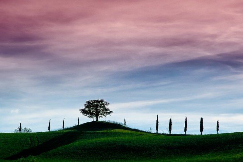 Страна грез в пейзажных фотографиях Аднана Бубало - №19