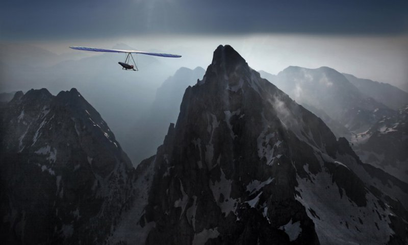 Сказочные фотопейзажи аэрофотографа Матяжа Катера - №25