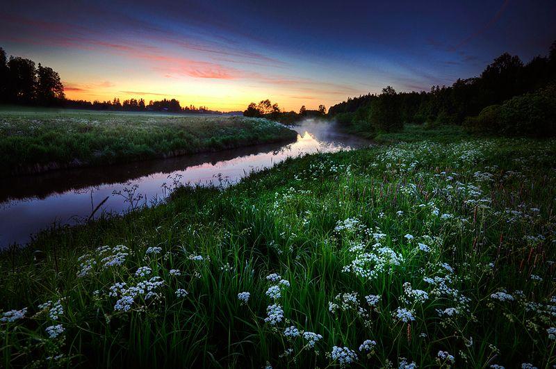 Финские пейзажи Микко Лагерстедта - №35