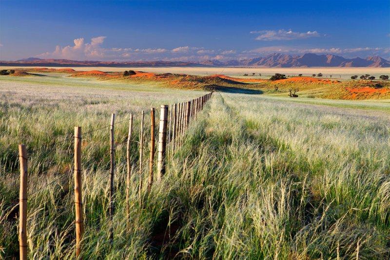 Фантастическая Намибия в объективе Хоугарда Малана - №18