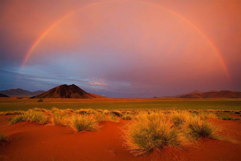 Фантастическая Намибия в объективе Хоугарда Малана - №26