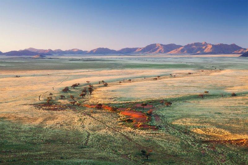 Фантастическая Намибия в объективе Хоугарда Малана - №8