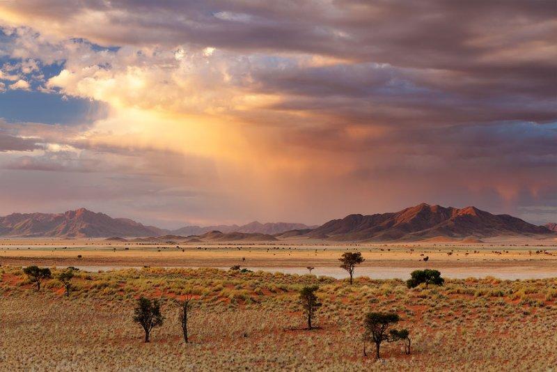 Фантастическая Намибия в объективе Хоугарда Малана - №12