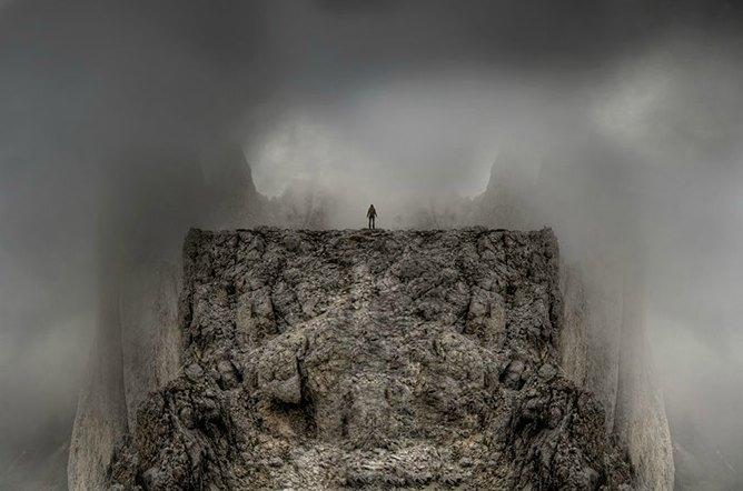 Поиск одиночества в пейзажах Густава Виллейта - №3