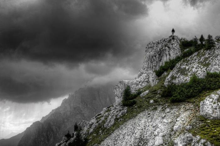 Поиск одиночества в пейзажах Густава Виллейта - №8