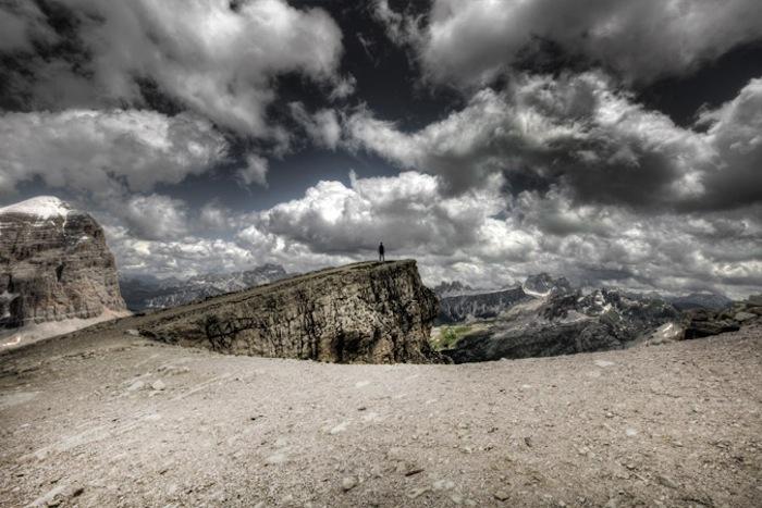 Поиск одиночества в пейзажах Густава Виллейта - №5