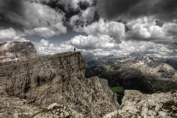 Поиск одиночества в пейзажах Густава Виллейта - №15