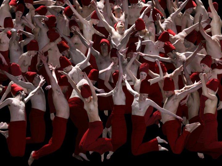 Движение человеческих тел в фотографиях Claudia Rogge - №7