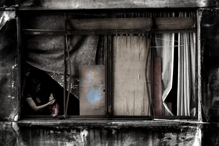 Жизнь в окнах Сан-Паулу - №11