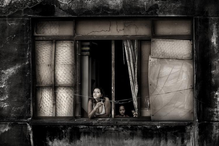 Жизнь в окнах Сан-Паулу - №19