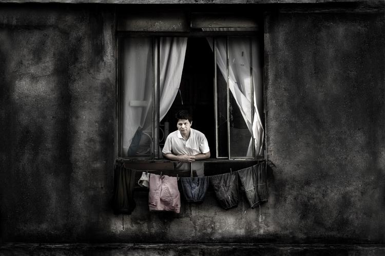 Жизнь в окнах Сан-Паулу - №23