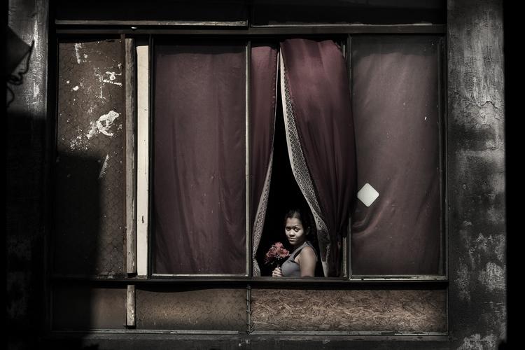 Жизнь в окнах Сан-Паулу - №27
