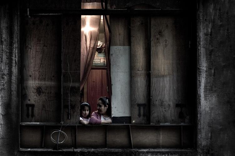 Жизнь в окнах Сан-Паулу - №31