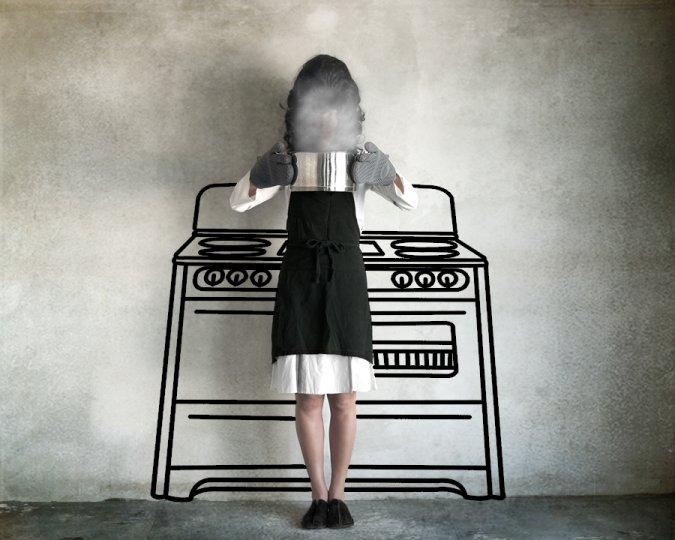 Женщина – хранительница семейного очага - №8