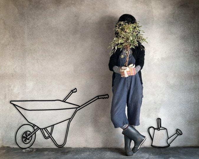 Женщина – хранительница семейного очага - №1