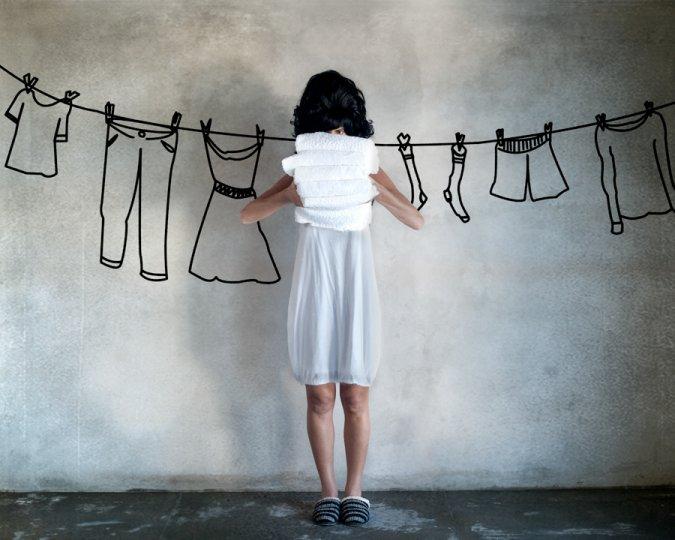 Женщина – хранительница семейного очага - №3