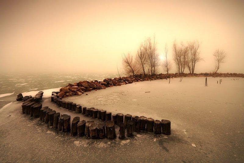 Адам Добровиц и его удивительные пейзажи - №44
