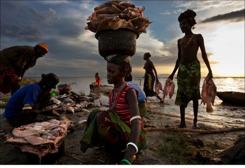 Жизнь Африки в объективе Брента Стиртона - №4
