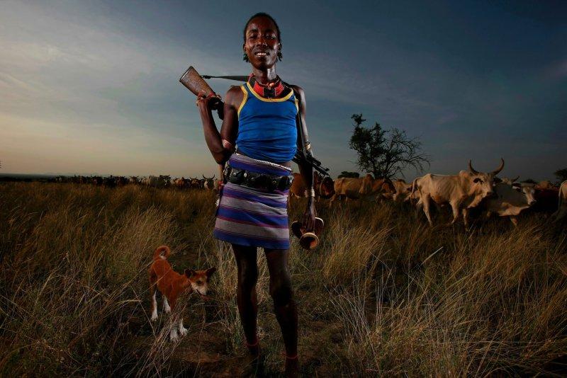 Жизнь Африки в объективе Брента Стиртона - №12