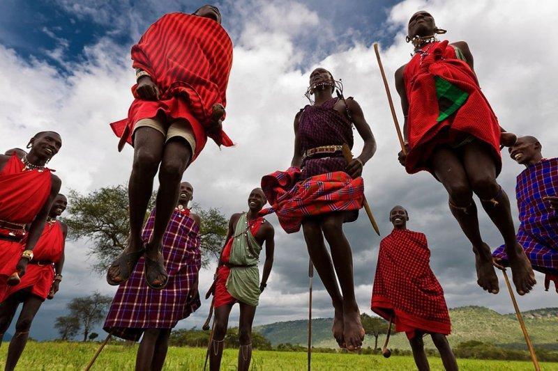 Жизнь Африки в объективе Брента Стиртона - №24