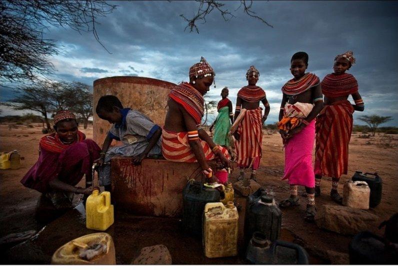 Жизнь Африки в объективе Брента Стиртона - №28
