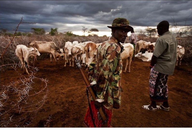 Жизнь Африки в объективе Брента Стиртона - №32