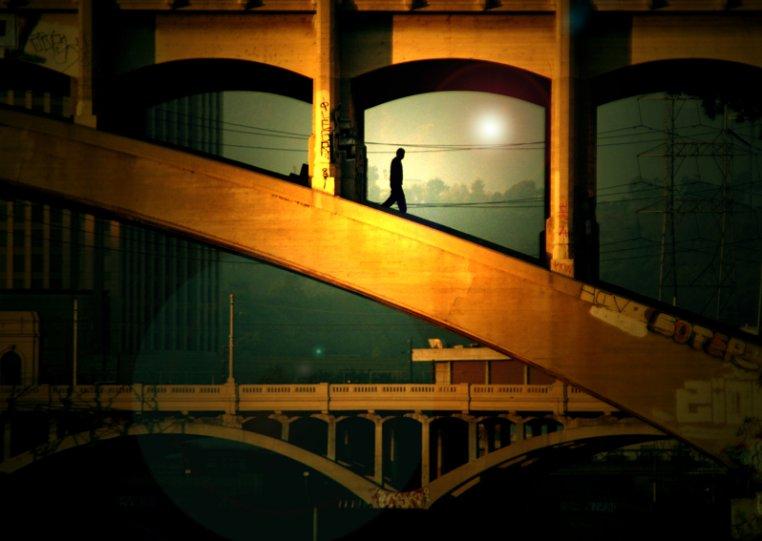 Мир теней и силуэтов фотографии Ти Джея Скотта - №2