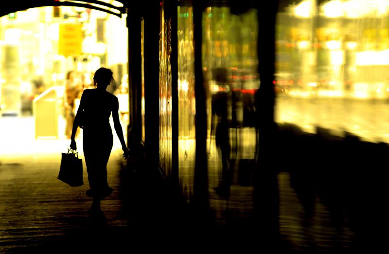 Мир теней и силуэтов фотографии Ти Джея Скотта - №19