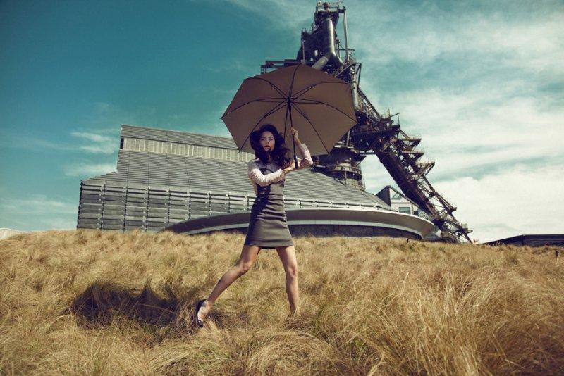 Путешествие в мир моды и красоты с Сеси Янг - №23