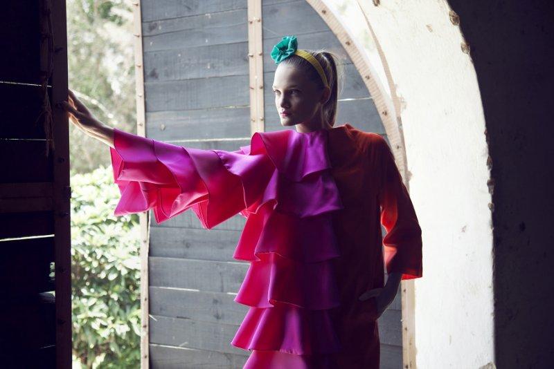 Путешествие в мир моды и красоты с Сеси Янг - №33