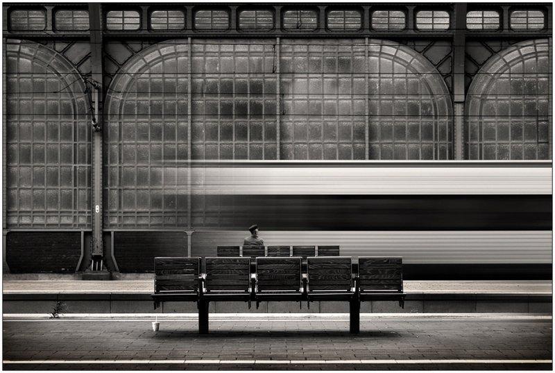 Черно-белое спокойствие симметрии Кая Зиля - №36