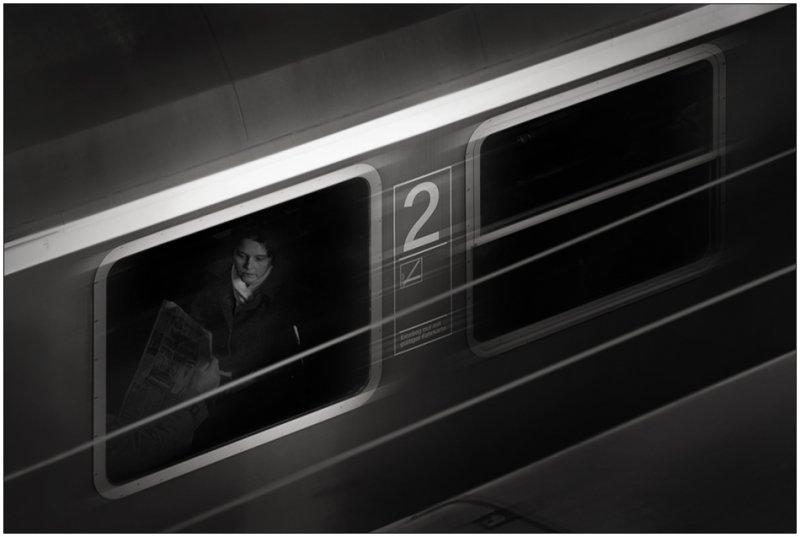 Черно-белое спокойствие симметрии Кая Зиля - №44